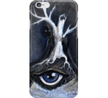 Tree of Vision - Death iPhone Case/Skin