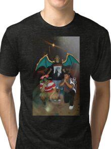 Gonna Spit that Fire Blast Tri-blend T-Shirt