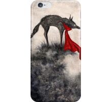 Hood iPhone Case/Skin
