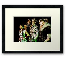 Wizard of Oz-7 Framed Print