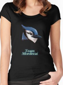Team Mordecai Women's Fitted Scoop T-Shirt
