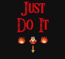 The Legend Of Zelda - Just Do It Unisex T-Shirt