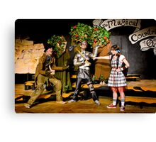 Wizard of Oz-12 Canvas Print