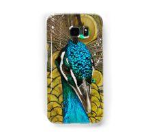 Peacock Pretty Proud Samsung Galaxy Case/Skin