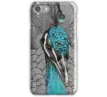 Peacock #2 iPhone Case/Skin