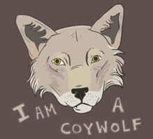 I am a CoyWolf One Piece - Short Sleeve