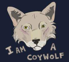 I am a CoyWolf One Piece - Long Sleeve