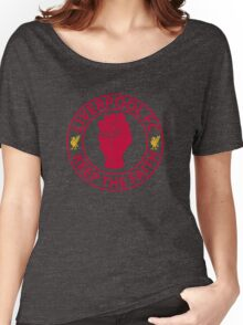 Liverpool FC - Keep The Faith Women's Relaxed Fit T-Shirt
