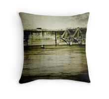 guys day out Throw Pillow