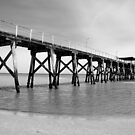 Grange Jetty by MellyClaire
