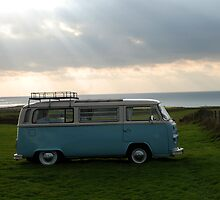 Campervan by Lucy Adams