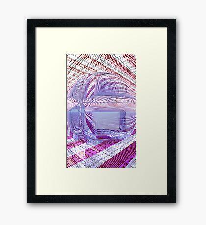 Emerging #1 Framed Print