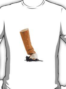 Cigarette Butt iPhone Case  T-Shirt