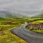 Lake District Panorama by Norman Dodds