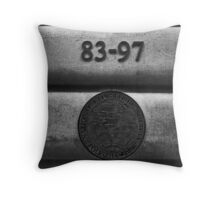National Geographic Seal Throw Pillow