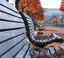 Harbor Benches by elasita
