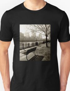 Autumn by the Yarra River T-Shirt