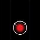 Dave Bowman's iPhone Case by Eozen