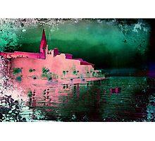 The Essence of Croatia - Euphrasius Basilica in Porec Photographic Print