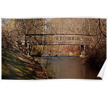 Buried Bridge Poster
