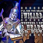 Off To See The Wizard-3 by ScaredylionFoto