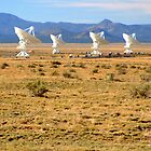 VLA - Very Large Array  by Eric  Neitzel