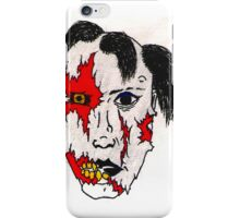 Zombiphone iPhone Case/Skin