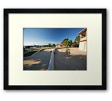 Portarlington - Lake and Land Pty Ltd Framed Print