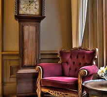 Drimsynie House Hotel Interior by Linda  Morrison