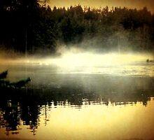 Niniane's Sacred Lake by mzjohansen