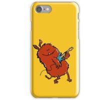 rock'n'roll animal iPhone Case/Skin