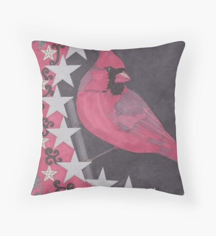 Dust Dreams Throw Pillow