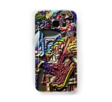 SAZ ON THE BARBY2 Samsung Galaxy Case/Skin