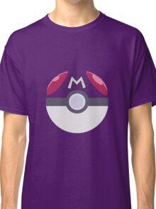 Pokemon - Master Pokeball Classic T-Shirt