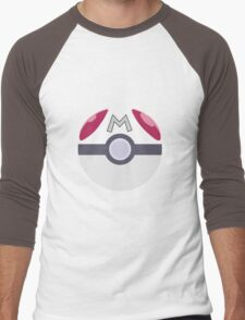 Pokemon - Master Pokeball Men's Baseball ¾ T-Shirt