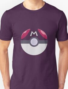 Pokemon - Master Pokeball Unisex T-Shirt