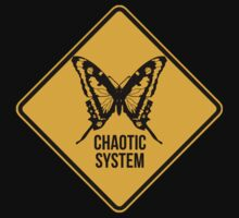 Awesome butterfly sign - Chaotic system by 2monthsoff