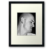 Miles Dyson Framed Print