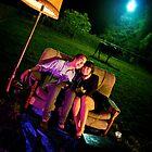 Raver Lounge by Timmy Johnston