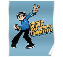 Spock Pilgrim Poster