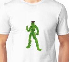 The Green Superhero Unisex T-Shirt