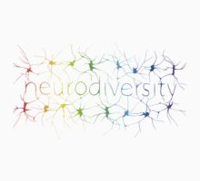 Neuron Diversity - Classic Rainbow Kids Clothes