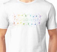Neuron Diversity - Classic Rainbow Unisex T-Shirt