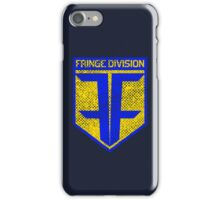 Fringe Division (alternate) iPhone Case/Skin