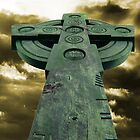Celtic Cross by John Ryan