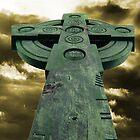 Celtic Cross by John Ryan