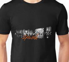 Ipswich waterfront Unisex T-Shirt