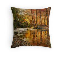 Fall Again Throw Pillow