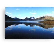 Dove Lake Mist Canvas Print