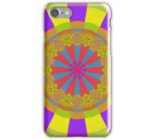 Wrought Iron iphone kaleidoscope iPhone Case/Skin